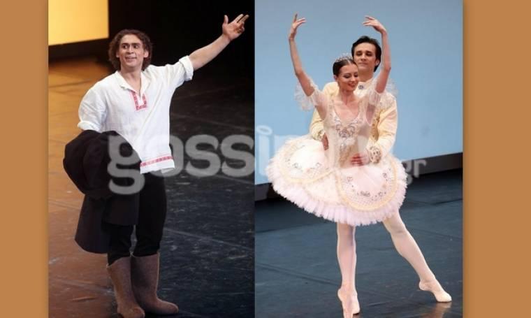 Ivan Vasiliev: Ο μεγαλύτερος χορευτής του κόσμου στο Μέγαρο Μουσικής