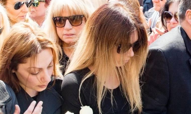 Χριστίνα Ψάλτη: Το μήνυμά της ένα μήνα μετά τον χαμό του μεγάλου ηθοποιού