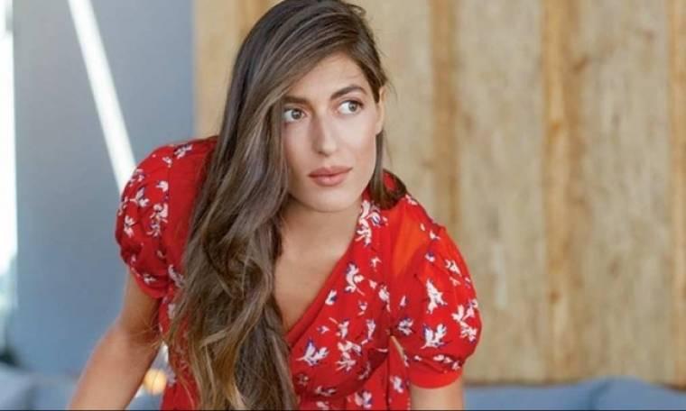 Φλορίντα Πετρουτσέλι: Στα μπουζούκια με τον νέο της σύντροφο