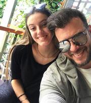 Η φωτογραφία του Λάμπη με την πανέμορφη κόρη του