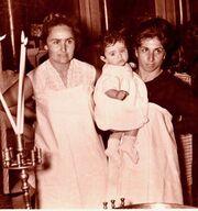 Νένα Χρονοπούλου: Το συγκινητικό κείμενο και η επεισοδιακή της βάπτιση