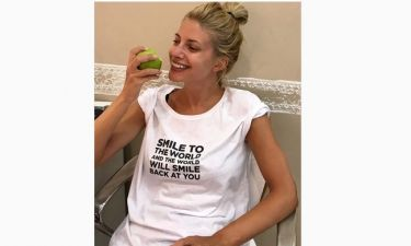 Ευαγγελία Αραβανή: Ένα μήλο την ημέρα…