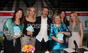 Η Κατερίνα Τσεμπερλίδου παρουσίασε το νέο της βιβλίο