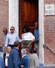 Michelle Obama: Η συμπεριφορά της που… ξένισε