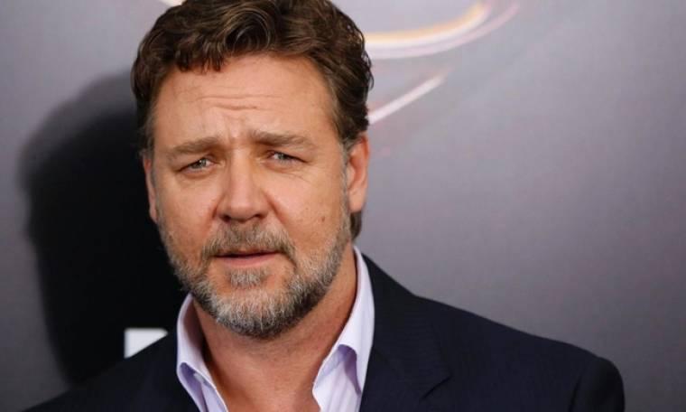 Κινδύνευσε να χάσει η ζωή του σε γυρίσματα ο Russell Crowe