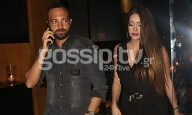 Σταθοκωστόπουλος-Βαλή: Νυχτερινή έξοδος για το ερωτευμένο ζευγάρι