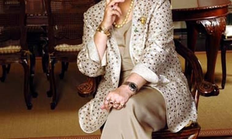 Με βαρύ εγκεφαλικό νοσηλεύεται γνωστή σχεδιάστρια μόδας