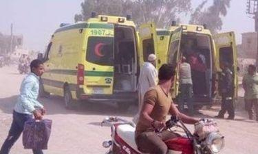 Μακελειό στην Αίγυπτο: Ένοπλοι ισλαμιστές κατακρεούργησαν χριστιανούς