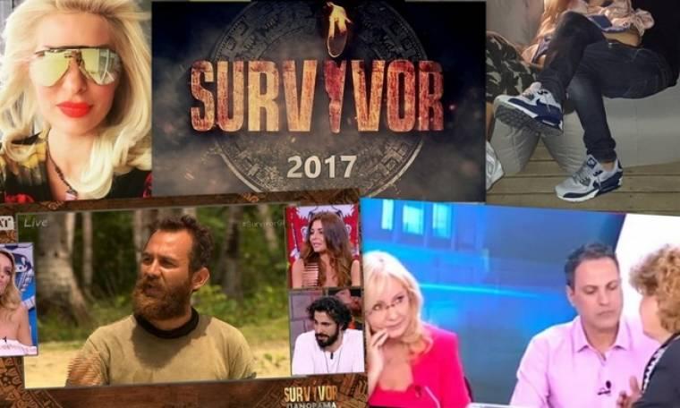 Η αποκάλυψη αυτών που έδιναν τα spoilers, η σύγχυση της Κολιδά και ένας…Survivor έρωτας!