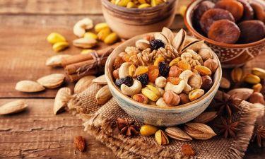 Ποιοι είναι οι 5 πιο υγιεινοί ξηροί καρποί