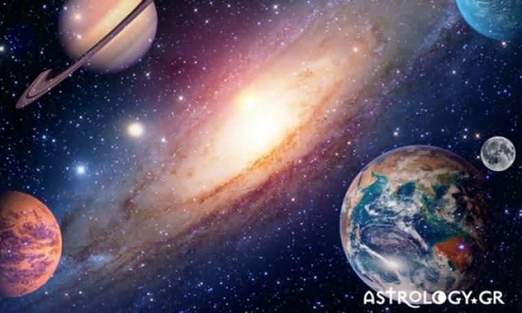 Ζώδια Σήμερα 28/05: Ερμής σε εξάγωνο με Ποσειδώνα