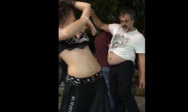 Ξεσάλωσε ο Κούλλης Νικολάου σε μπάτσελορ πάρτυ συνεργάτη του «Μπρούσκο»