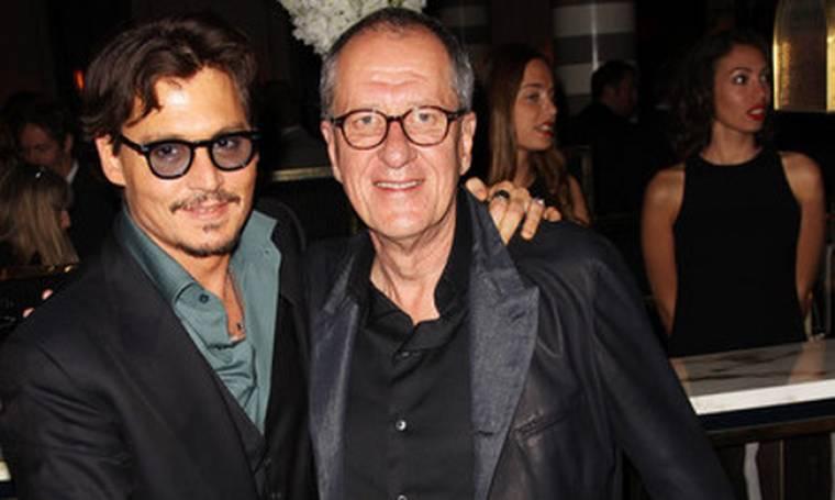 Geoffrey Rush: «Ο Depp είναι ο Brando της εποχής μας»