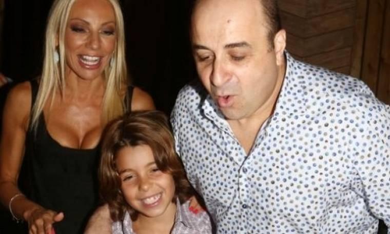 Σεφερλής – Τσαβαλιά: Έτσι γιόρτασαν τα γενέθλια του γιου τους