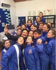 Πρωτοψάλτη: Σε ελληνικό σχολείο στο Γιοχάνεσμπουργκ