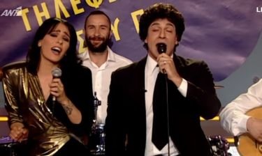 YFSF: Με το «στόμα γεμάτο φιλιά» ο Γιάννης Χατζόπουλος