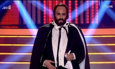 YFSF: Μεγάλη πρόκληση για τον Άρη Μακρή ο Luciano Pavarotti