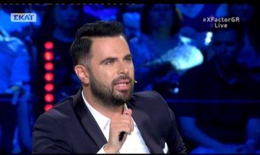 X-factor: Παπαδόπουλος: «Είστε πειραγμένοι με…»