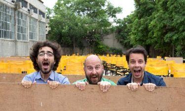 Το Φεστιβάλ Αθηνών μας προσκαλεί σ' ένα Summer Comedy Party!