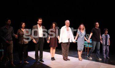 Επίσημη πρεμιέρα παράστασης για την παράσταση «Φωνές»