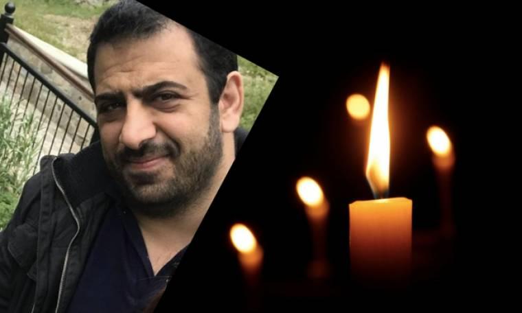 Έφυγε ο Ευριπίδης. Ήταν μόνο 35 ετών (Nassos Blog)