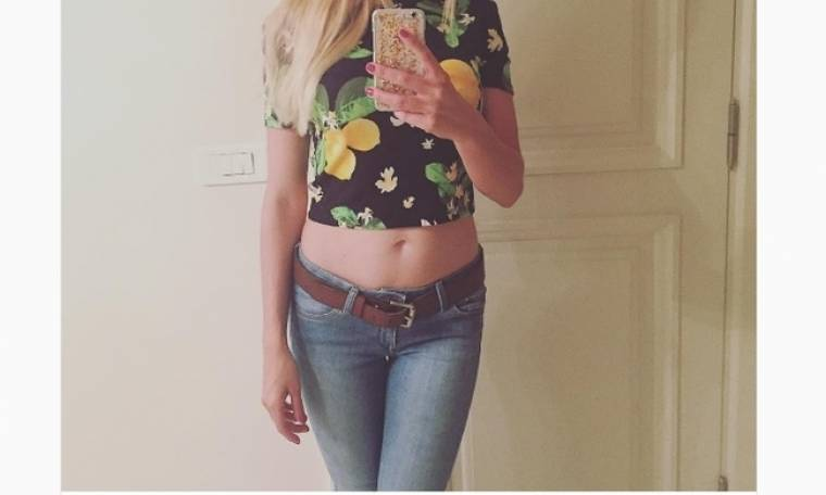 Ηθοποιός είναι έγκυος και το αποκάλυψε μέσα από το instagram