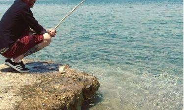 Και μπαλαδόρος και … ψαράς