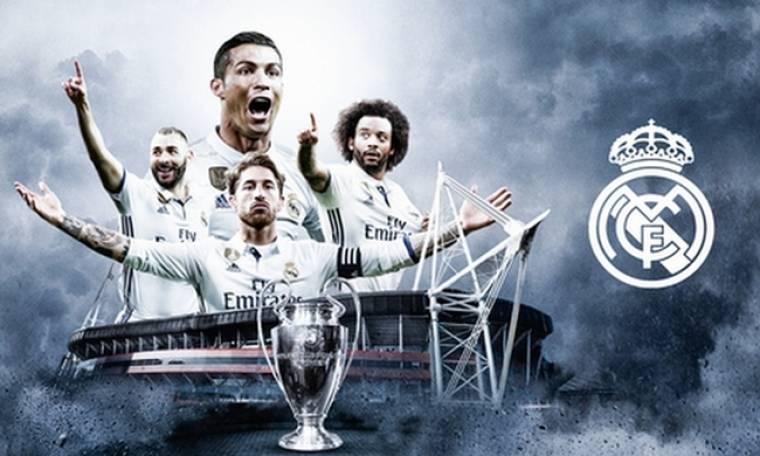 Με γκολ η Ρεάλ Μαδρίτης γράφει ιστορία!