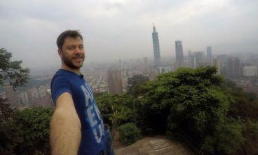 Το «Happy Traveller» και ο Ευτύχης Μπλέτσας παρουσιάζει ένα οδοιπορικό στην Ταϊβάν