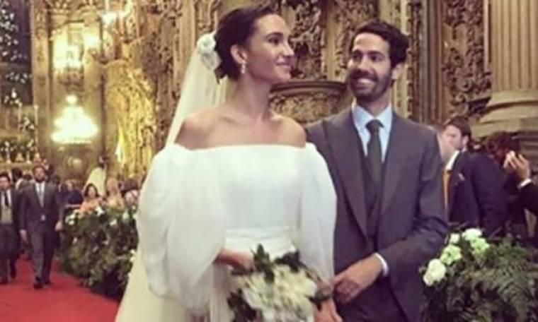 Μαυρολέων-Τέρι: Η απόλυτη χλιδή στον γάμο τους στο Ρίο