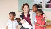 Ελένη Ράντου: Το ταξίδι της στην Αφρική και το συγκινητικό μήνυμά της