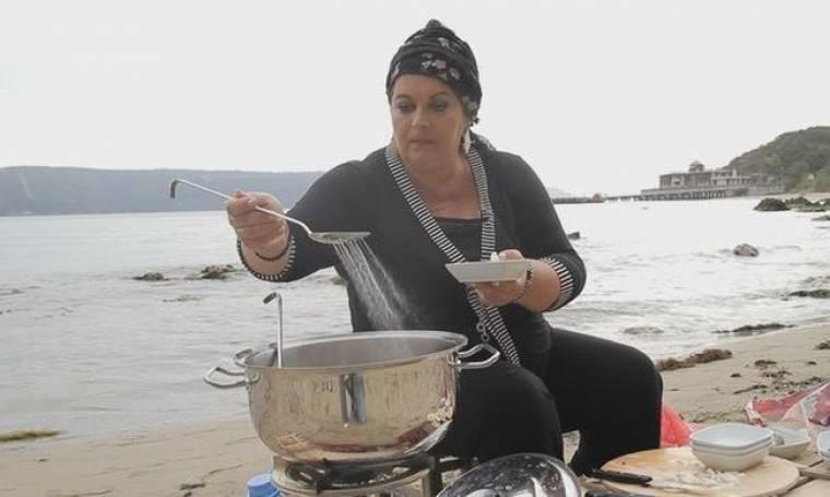 Μαρία Εκμεκτσίογλου: Ξεκινά τα γυρίσματα της από την Κρήτη