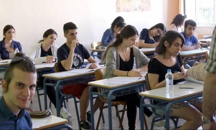 Πανελλήνιες 2017: Οι απαντήσεις στη Νεοελληνική Γλώσσα - Έκθεση