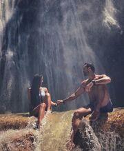 Χριστίνα Μπόμπα: Η ερωτική εξομολόγηση στον Σάκη και η τρυφερή φωτογραφία από τον Άγιο Δομίνικο!