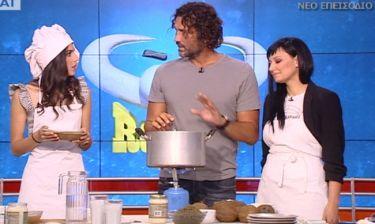 Ο Κοκκινάκης μαγειρεύει... φακόρυζο