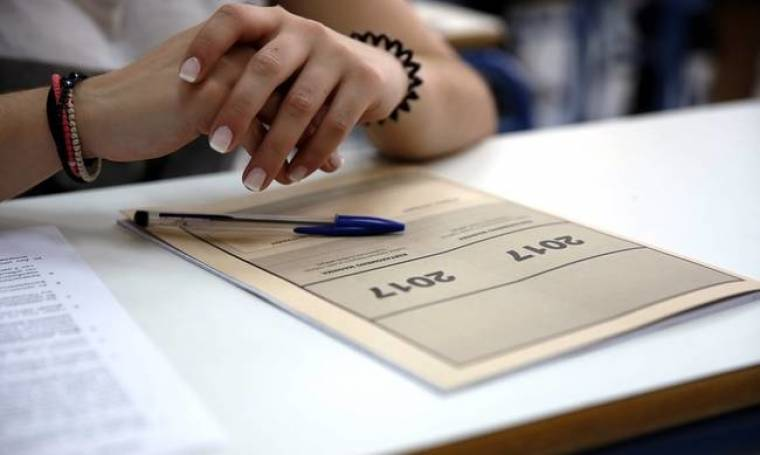 Πανελλήνιες 2017 - ΕΠΑΛ: Στα Μαθηματικά Γενικής Παιδείας εξετάζονται την Πέμπτη (8/7) οι υποψήφιοι