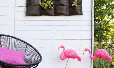 Διακόσμησε το μπαλκόνι σου με φυτά με αυτόν τον απίστευτο diy τρόπο