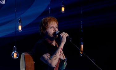 YFSF: Ο Δημήτρης Μακαλιάς σαν άλλος… Εd Sheeran