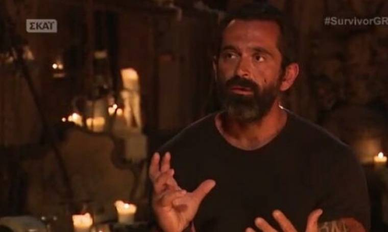 Survivor: Οι πρώτες δηλώσεις του Bo on camera μετά την αποχώρηση του:«Θα ήθελα να κερδίσει ο Ντάνος»