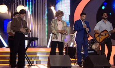 YFSF: Μια μεγάλη κυρία του Δημοτικού τραγουδιού στη σκηνή του σόου!