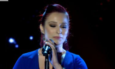 X Factor: Σούλα Ευαγγέλου: Ερμήνευσε Ρέμο και κέρδισε τις εντυπώσεις