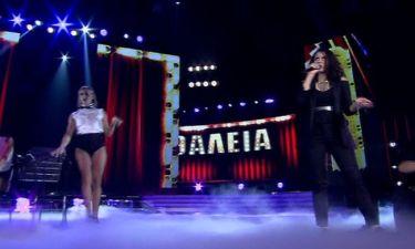 X Factor: Η 16χρόνη μαθήτρια καταχειροκροτήθηκε και κέρδισε τις εντυπώσεις