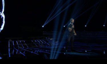 X Factor: Ερμήνευσε Πάριο και κατέπληξε την κριτική επιτροπή