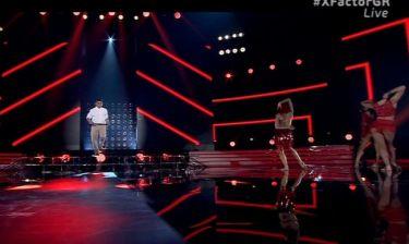 X Factor: Ο μικρός Αλέξανδρος τραγούδησε στη γλώσσα του και έκανε μια απίστευτη εμφάνιση