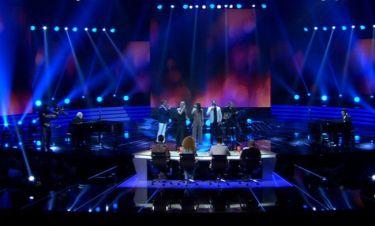 Δυο κορυφαίες προσωπικότητες στη σκηνή του X Factor – Αποθεώθηκαν Θεοφάνους – Χατζηνάσιος