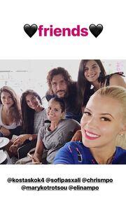 Reunion για πρώην παίκτες του Survivor! H συνάντηση της Χριστίνας Μπόμπας με τους...