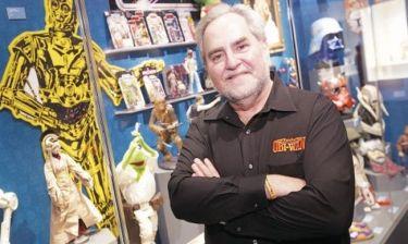 Ο top συλλέκτης αντικειμένων Star Wars κατηγορεί τον κολλητό του για κλοπή