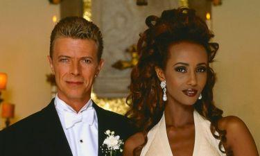 Το συγκινητικό post της Iman για την 25η επέτειο από τον γάμο της με τον Bowie