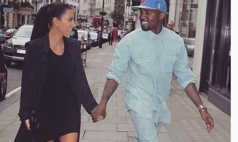 Why so serious; Η φωτό που ανέβασε η Kourtney Kardashian μαρτυρά τη σχέση που εχει η Kim & ο Kanye