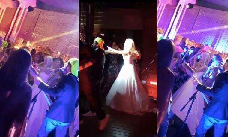 Μόνο εδώ. Το γλέντι γάμου της Δούκισσας και του Δημήτρη Θεοδωρίδη. (Videos) (Nassos blog)